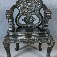 Antique Chinese Dragon Chair Zero Gravity Recliner Reviews Armchair Antiques Atlas Armchairs Oriental
