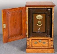 Antiques Atlas - Superb Chubb Safe Cabinet