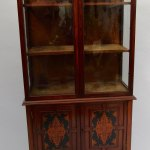 Arts And Crafts Mahogany Bookcase