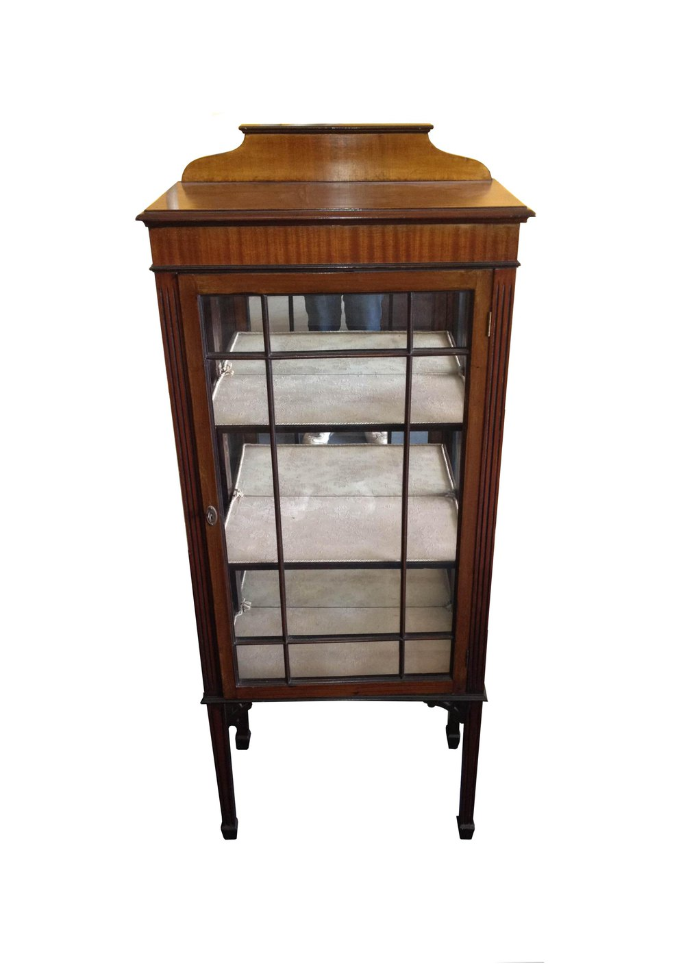 Small Display Cabinet  Antiques Atlas
