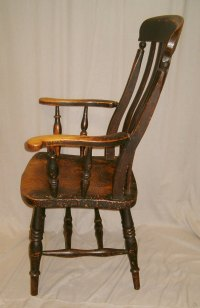 Antique Windsor Chair - Antiques Atlas
