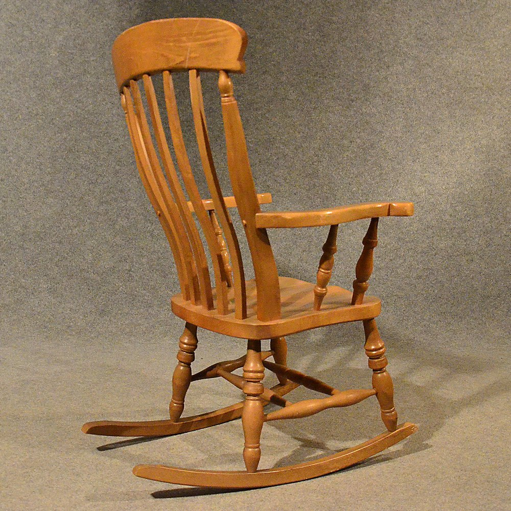 antique rocking chairs for sale swing chair bangladesh windsor large beech easy - antiques atlas