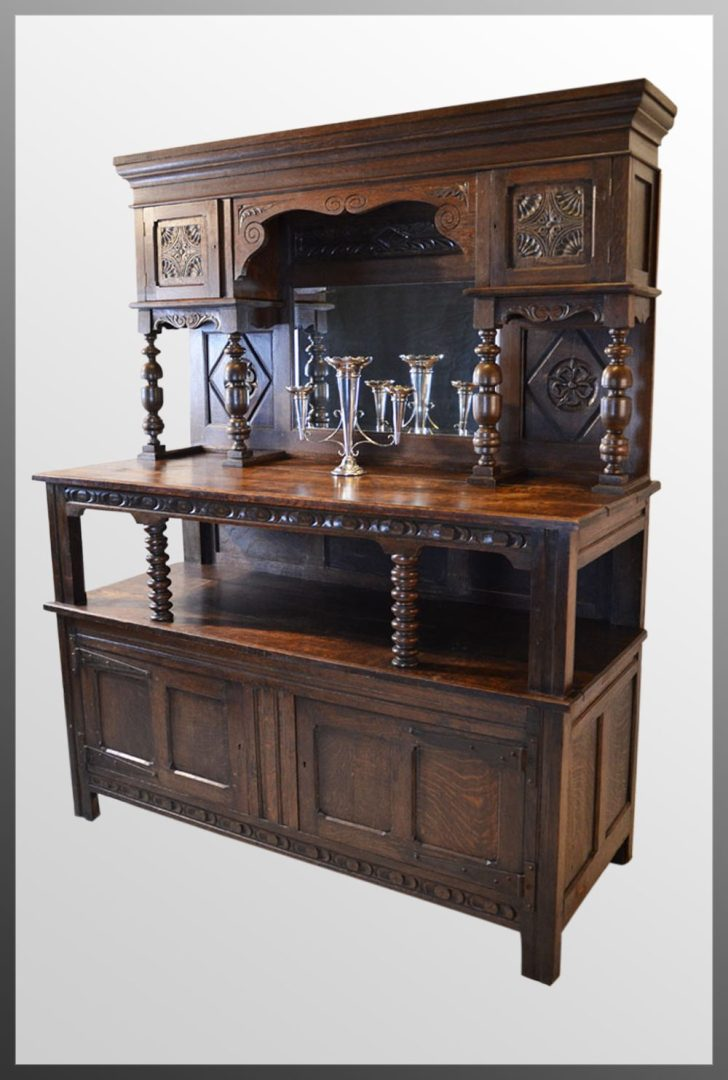 Large Welsh Country Dresser Kitchen Buffet Cabinet Antiques Atlas