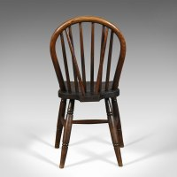 Set Of Four Antique Windsor Chairs, High Wycombe ...