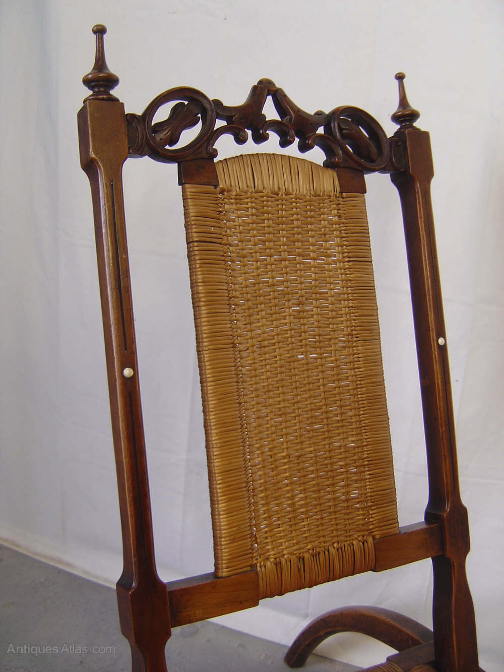 victorian occasional chair mat for hard floors a walnut folding campaign - antiques atlas