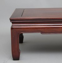 19th Century Chinese Coffee Table - Antiques Atlas