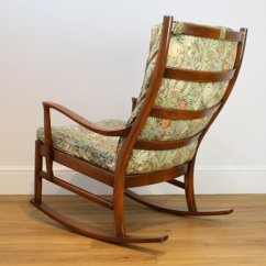 Morris Chairs For Sale Target Recliner Antiques Atlas - A Parker Knoll 'florian' Rocking Chair