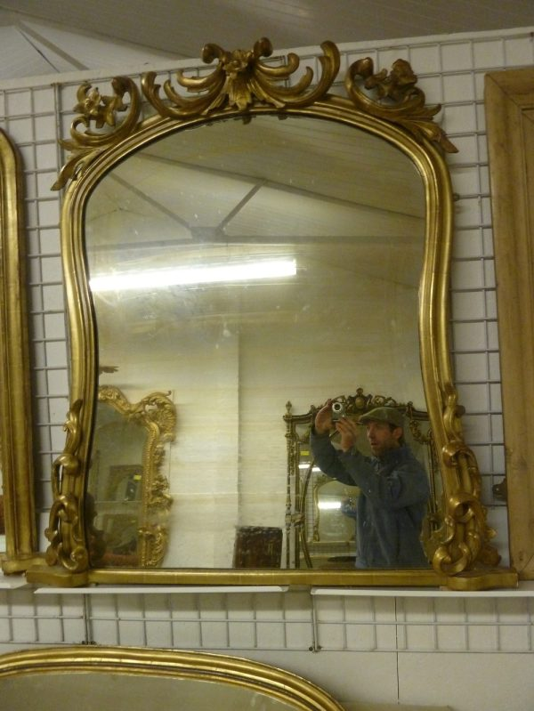 Antiques Atlas - Victorian Mirror