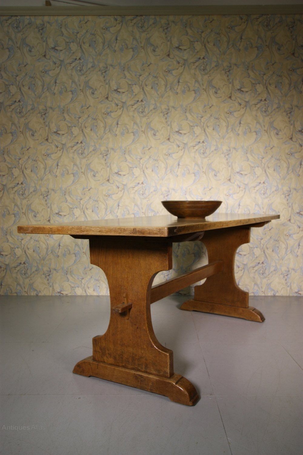 1920s Nearly Antique Rectory Dining Table Antiques Atlas