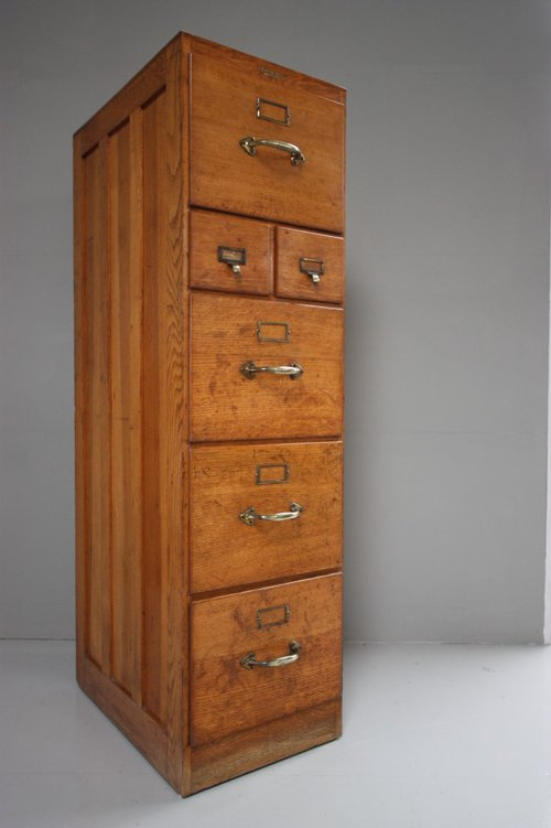 Antique File Cabinets For Sale
