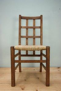 Heals Antique Oak Dining Chair. 3 Available. - Antiques Atlas