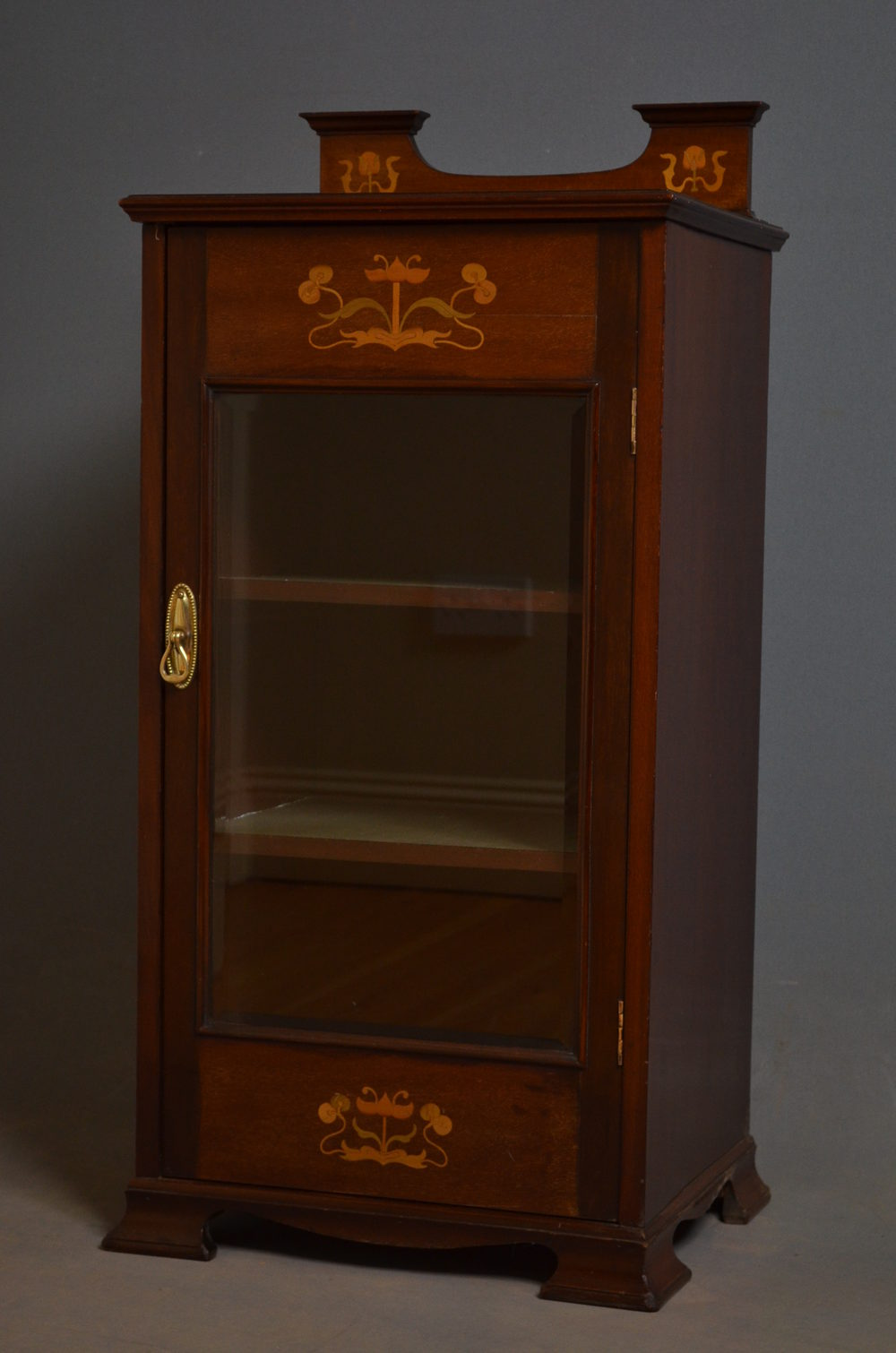 Antique Brass Cabinet Pulls