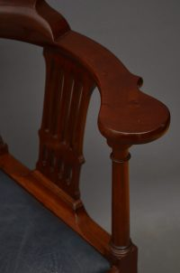 Georgian Corner Chair - Antiques Atlas