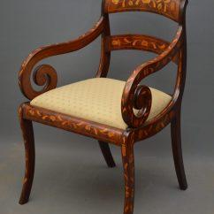 Unusual Chair Legs Graco High Chairs Regency Carver - Antiques Atlas