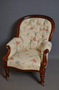 Victorian Armchair - Antiques Atlas