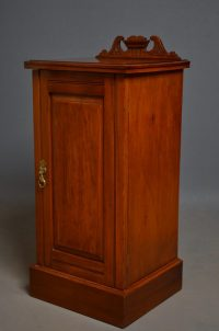 Victorian Bedside Cabinet - Antiques Atlas