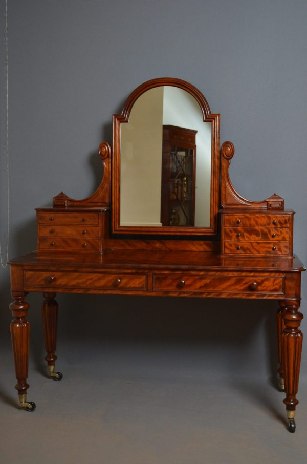 Victorian Dressing Table - Antiques Atlas