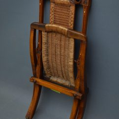 Victorian Occasional Chair Best Wing Back Chairs Folding - Antiques Atlas