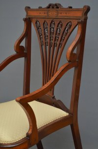Wonderful Late Victorian Occasional Chair - Antiques Atlas