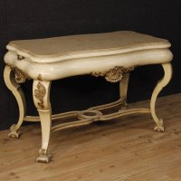 Antiques Atlas - Dutch Living Room Table In Lacquered And ...