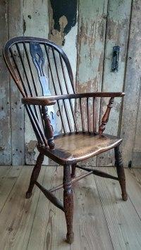 Hoop Back Windsor Chair - Antiques Atlas