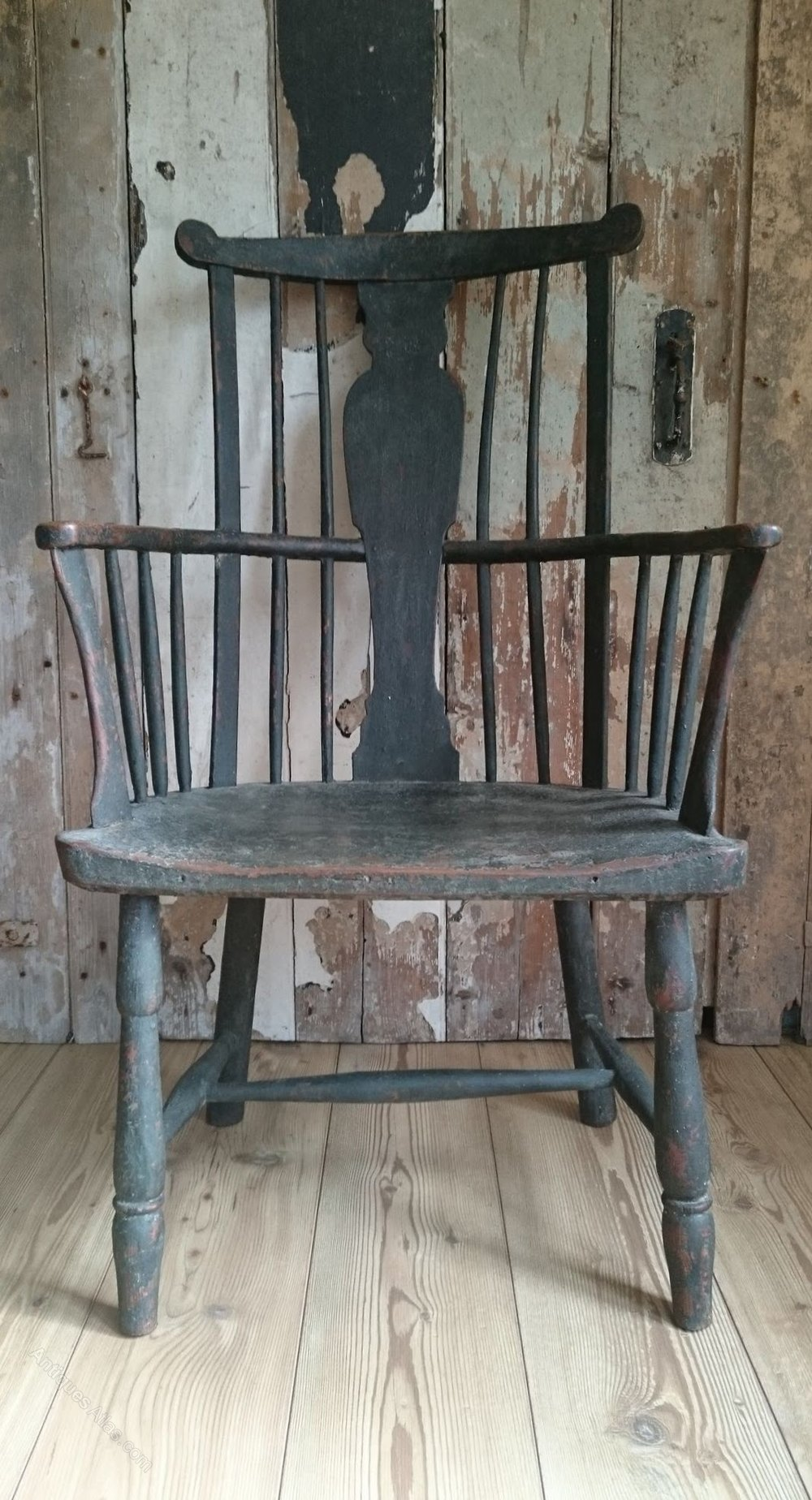 windsor back chairs for sale korum chair with accessories primitive comb - antiques atlas