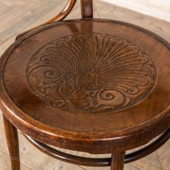 Vintage Bentwood Chairs Wooden Eddie Bauer High Chair Antiques Atlas Antique