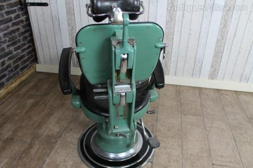 Antiques Atlas  Vintage Dentist Chair Barbers Chair