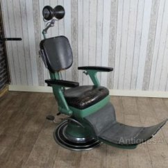Vintage Dentist Chair Chippendale Chairs For Sale Antiques Atlas Barbers
