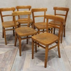 Cafe Chairs Wooden Electric Chair Barber Shop Antiques Atlas Kitchen Vintage