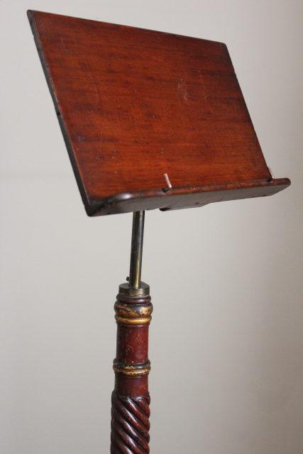 Patent Victorian BookMusic Stand  Antiques Atlas