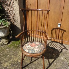 Morris Chairs For Sale Thomas Potty Chair Arts & Crafts Spindle Back Liberty - Antiques Atlas