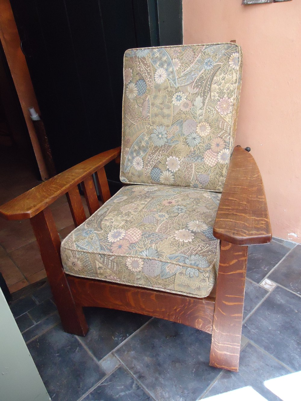 reclining chairs for sale chair parts word whizzle pop fabulous arts & crafts oak - antiques atlas