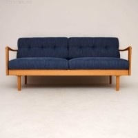 Antiques Atlas - Retro Sofa Bed By Wilhelm Knoll Vintage ...