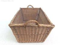 Antiques Atlas - A Large Wicker Basket