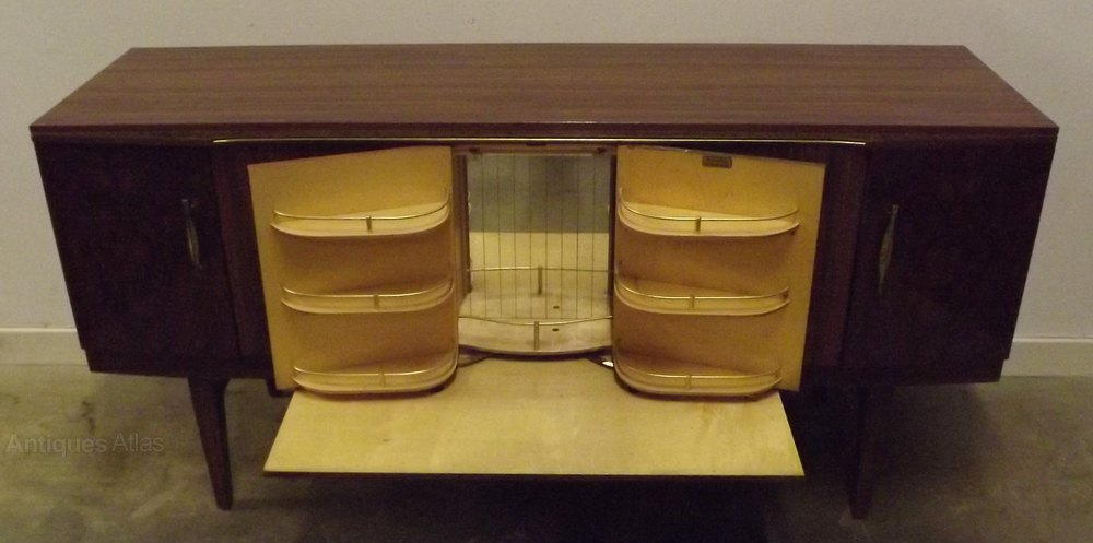 Antiques Atlas  Retro Beautility Cocktail Cabinet Sideboard