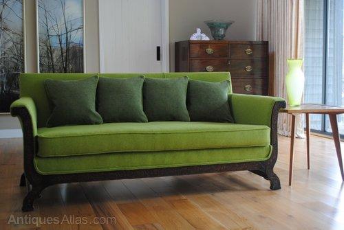 Art Deco Sofa  Antiques Atlas