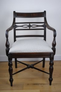 Late Victorian Desk, Office, Occasional, Armchair