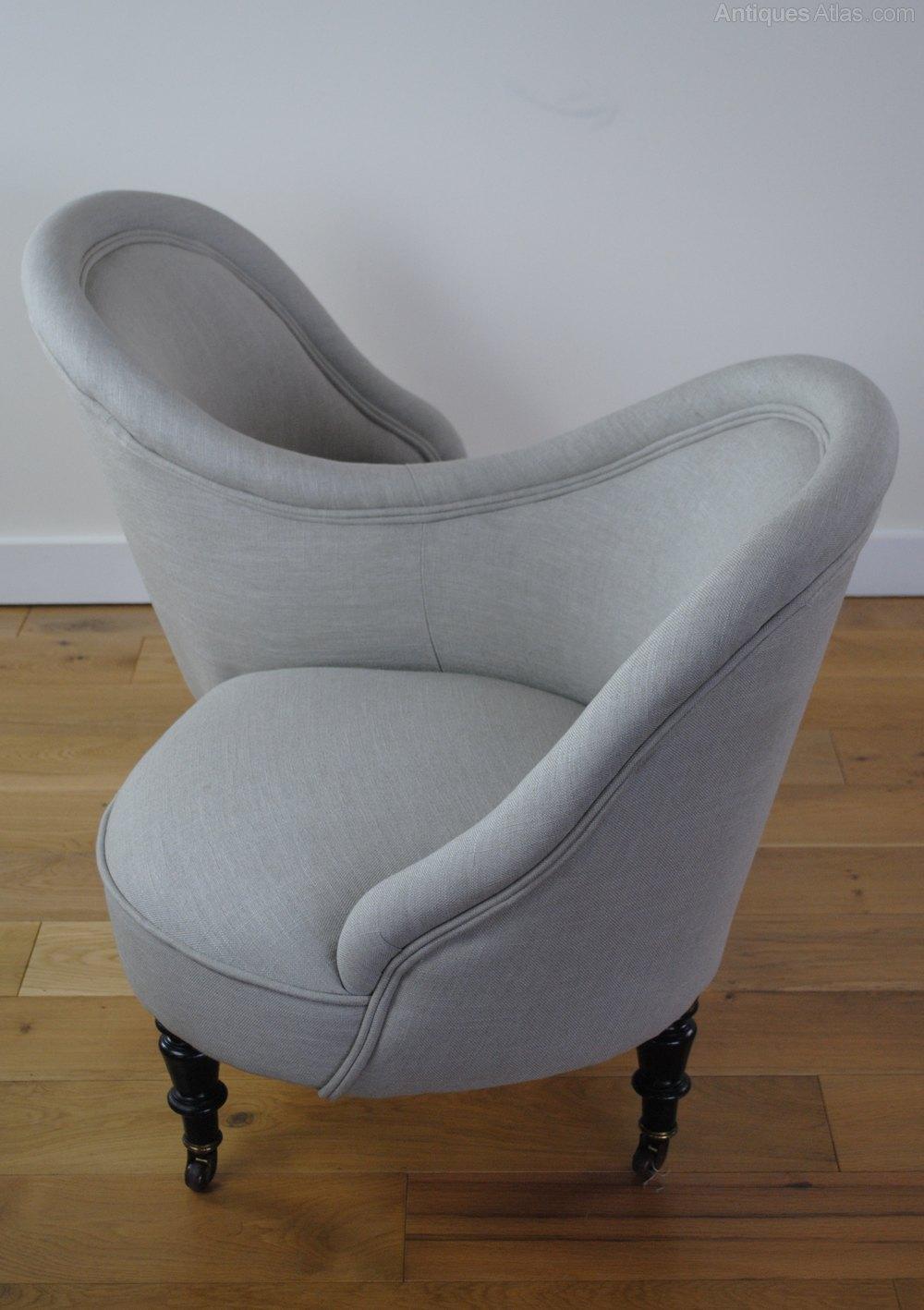 Victorian Love Seat  Conversation Sofa  Antiques Atlas