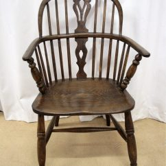 Antique Windsor Chairs Flight Recliner Chair 19th Century - Antiques Atlas