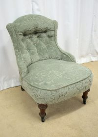 Small Victorian Chair - Antiques Atlas