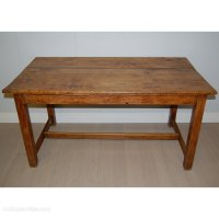 Antique French Kitchen Table - Antiques Atlas