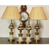 Antiques Atlas - Rare Set Of 4 Stiffel Lamps