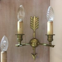 Antiques Atlas - Set Of 4 French Wall Lights