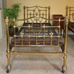 Super Pair Hoskins Sewell Victorian Brass Beds Antiques Atlas