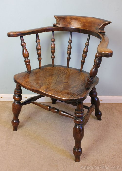 victorian occasional chair chairs for newborns antique smokers bow captains desk - antiques atlas