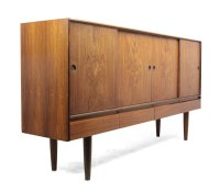 Antiques Atlas - Mid Century Danish Rosewood Sideboard ...