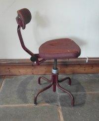 Antiques Atlas - Vintage Industrial Office Chair