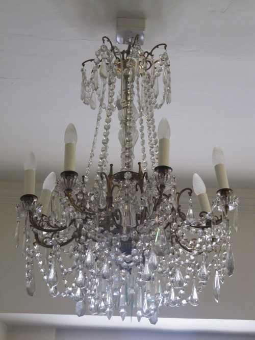 A French Chandelier