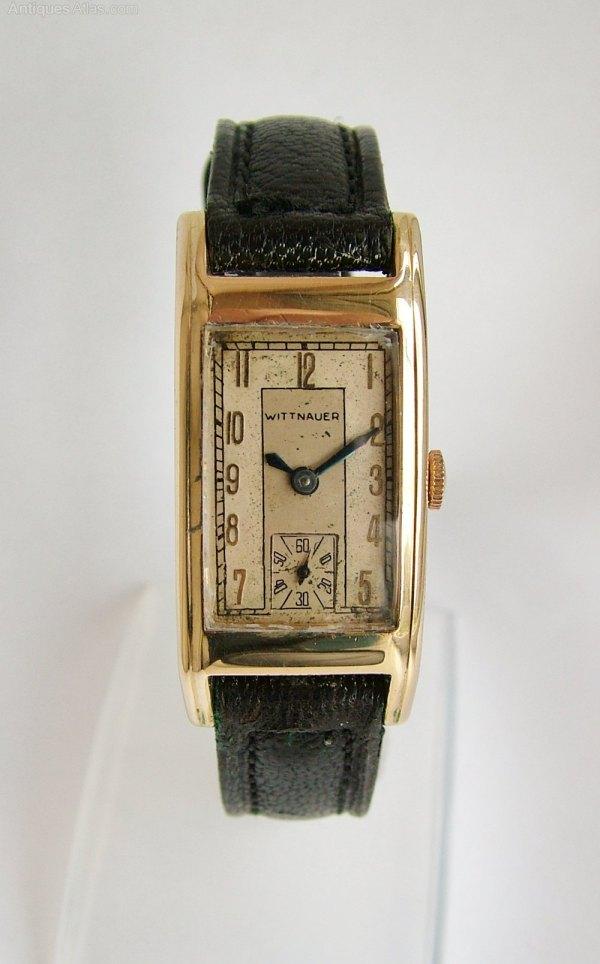 Vintage Wittnauer Wristwatches